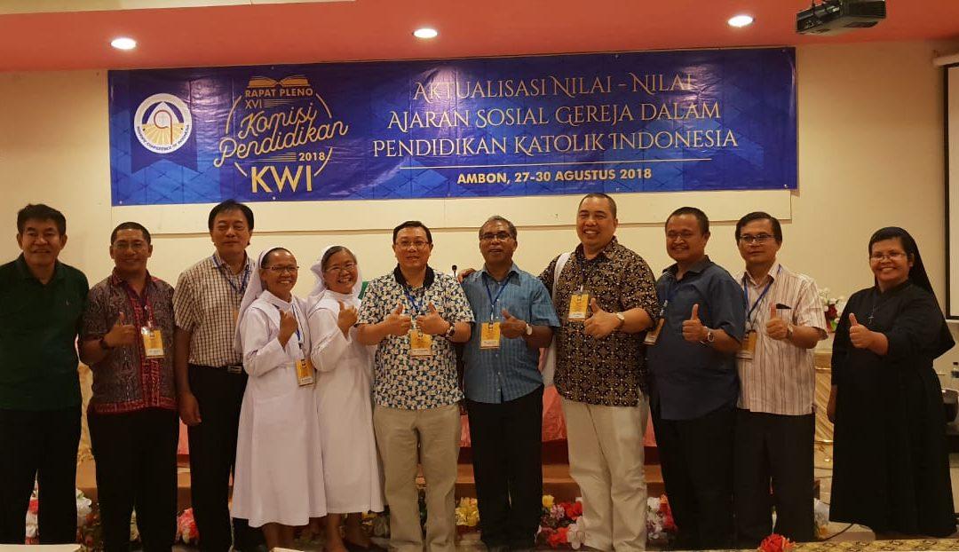 Pengurus Komdik  Regio Sumatera