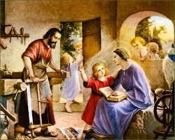 KELUARGA KUDUS TEMPAT PERSEMAIAN SUBUR BAGI YESUS