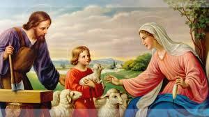 KELUARGA KUDUS YANG DIWARNAI OLEH KESALEHAN, KERJA DAN KASIH PERSAUDARAAN